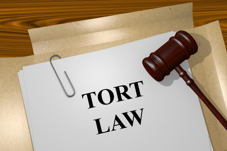 law of tort Introduction a tort is a civil breach committed against another in which the injured party can sue for damages in personal injury cases, the injured party will attempt to receive compensation with the represantation of a personal injury lawyer in order to recover from damages incurred.