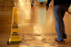 Louisville injury lawyer discusses slip and fall cases